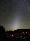 Zodiacal Light at OTSP